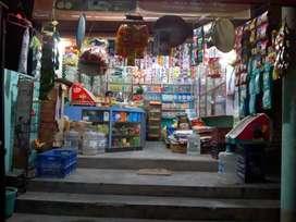 Full furnished shop for sale