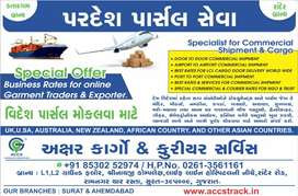 Akshar cargo and courier service