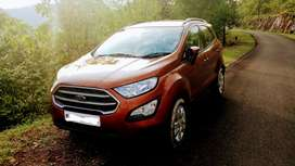 Showroom condition brilliant engine, ford ecosports for sale