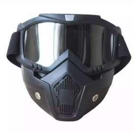 Google masker untuk helm