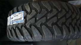 Ban baru Toyo Tires 33x12.5 R20 Open Country MT Pajero Fortuner
