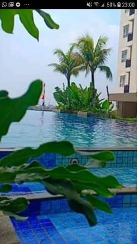 Cinere Ressort 2BR New, Full Furnished,  View Pool
