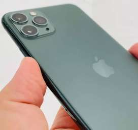 Iphone 11 pro 64 gb midnight green color