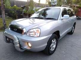 Hyundai Santa Fe Th. 2002 Manual