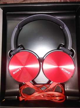 NEW SONY HEADSET WITH MIC (BRANDED)