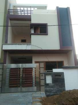 150 YARD PARK FACING NEW DUPLEX HOUSE 95 LAC (OPP - MEDICAL COLLEGE )
