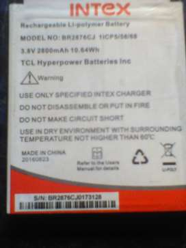 this battery is intex company age 5 month ago