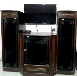 Best quality Wooden makes tv unit or multi user unit