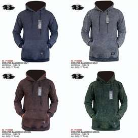 Jaket Sandwash All Size