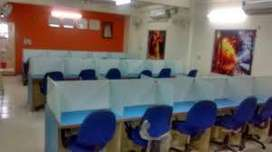 25 SEATS BPO 28000 IN TILAK NAGAR PLUG PLAY OFFICE NEAR METRO