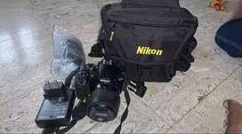 Nikon camera 6 month old
