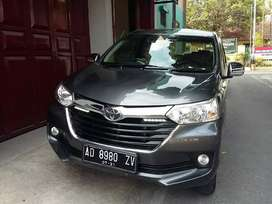 NEW GRAND AVANZA G Manual Abu2 Met Asli AD Klaten KM 40rb Tahun 2016