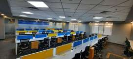 Extra Luxury 50-100 Seater Furnished Office For Rent At New Palasia