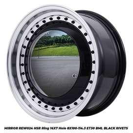 VELG Mobil MIRROR REW024 HSR R16X7 H8X100-114,3 ET30 BML
