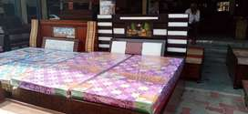 Double bed standard size