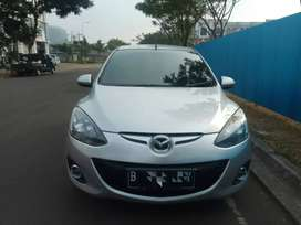 (TERMURAH) Mazda 2 tipe V 1.5 AT 2013 km53rb STNK 08-2020 B Tanggerang