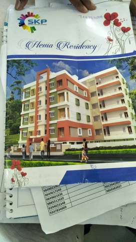2bhk flats for sale at Boduppal with low price