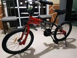 Sepeda wimcycle model BMX