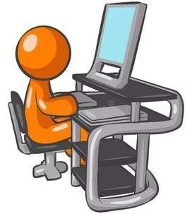 We need computer operator in mohali