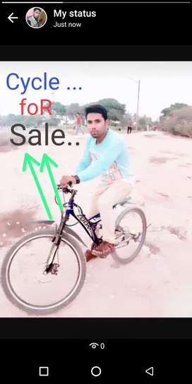 Munasib Price pe Cycle for Sale (discounts more.)
