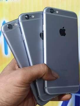 Iphone 6S 32gb Gray Fullset Mulus