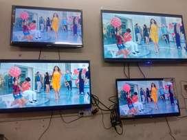 New led TV full HD 32inch Aquafresh 2year warranty