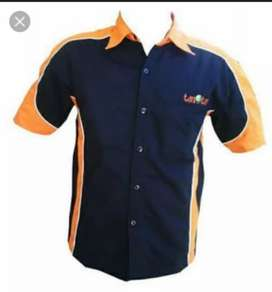 Baju Kemeja Seragam Kerja, Kantor, Instansi, Sekolah.Murah Berkualitas