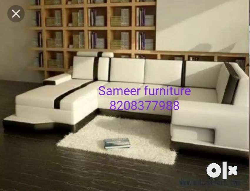 New modular sofa set curnar set 465