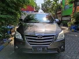 Toyota Grand Kijang Innova 2.5 G AT Matic Diesel Grill Besar Odo.118rb