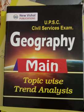 Upsc geography previous question bank