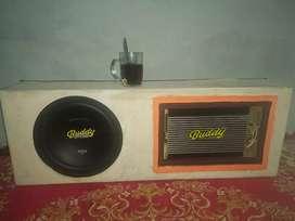 Audio buddy full set box