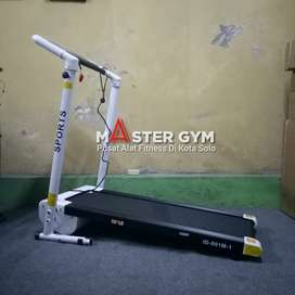 Jual Alat Fitnes Treadmil Elektrik SJ/0825 - Kunjungi Toko Kami
