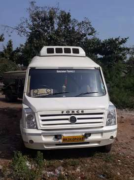 Tempo traveler with air spension 17 seater 2/1