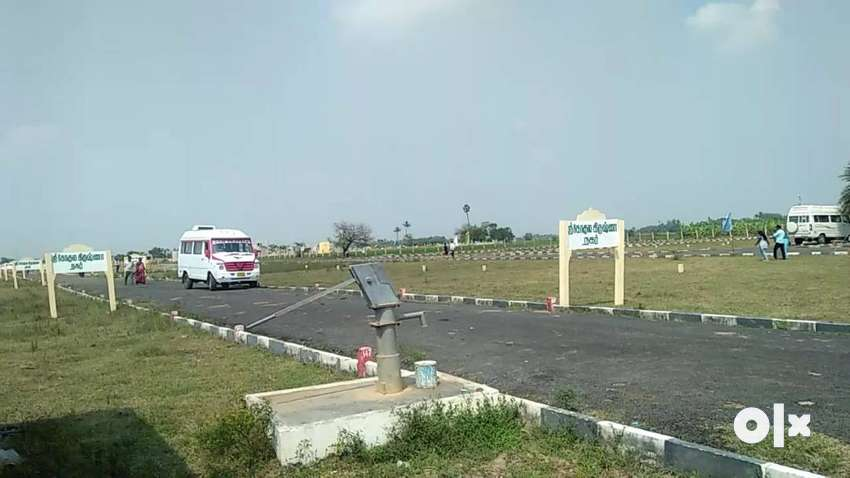 DTCP Approved plots in Thirundravur 0