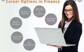 Finance work