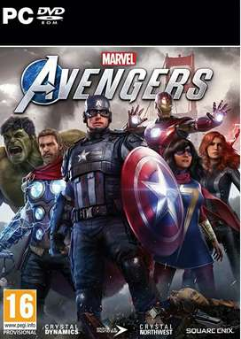 Marvel Avengers Pc