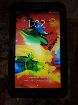 Samsung tablet A1 condition
