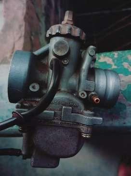 RX100 carburator yamaha