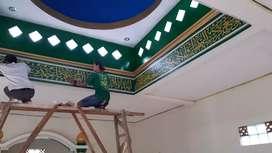 KALIGRAFI masjid/mesjid dan mushola BERKUALITAS (asmaul husna dll)