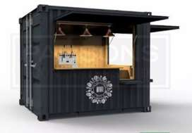 Booth container / customize sesuai kebutuhan dan budget