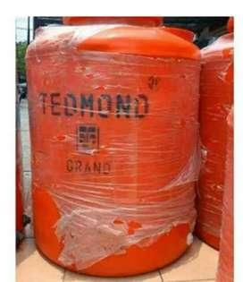 Tedmond 1100 liter bocor dikit