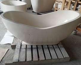 Bathub Terrazzo Nuansa Mewah 24