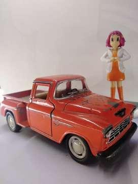 Kinsmart Chevy stepside pickup 1955
