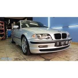 [MINT CONDITION] BMW E46 325i 2001 Silver Terawat Siap Pakai