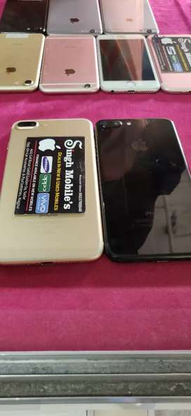 iPhone 7 plus 32Gb at Singh Mobiles, Sadar, Gaddigodam chowk
