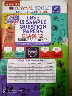 Class 12 (commerce) CBSE