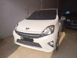 Dp8jt-Toyota Agya G thn 2016 manual
