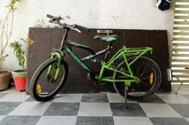 1 year ols. Unused. Bicycle.