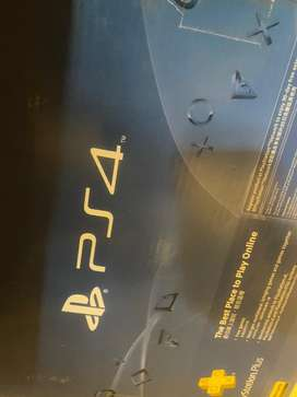 Unused PS4
