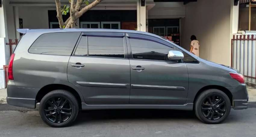 TOYOTA GRAND INNOVA Diesel Matic 2013 0